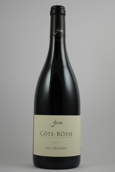 2015 Côte Rôtie Les Triotes, Garon